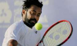 Leander Paes crashes out of men's doubles in Australian Open- India Tv