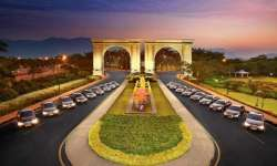 The Aamby Valley city located in Lonavla is estimated to be
