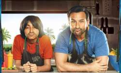 Saif Ali Khan Chef