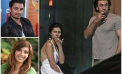 mahira khan ranbir kapoor smoking short dress
