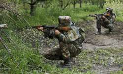 File pic - Five terrorists killed in Kashmir's Bandipora