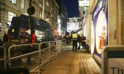 Reports of 'shots fired' at London's Oxford Circus tube