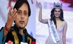 Not upset with Tharoor's tongue-in-cheek remark: Manushi