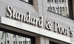 Standard and Poor's India ratings will be out today.