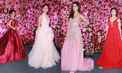 Gorgeous ladies of Bollywood came together to celebrate Lux