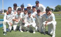 West Indies' tour of New Zealand
