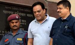 Moin Qureshi was arrested on August 25 by the Enforcement
