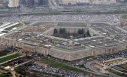 FILE - Pentagon is seen in this aerial view in Washington