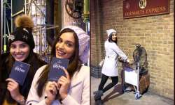 Miss World 2017 Manushi Chillar is a Harry Potter fan and