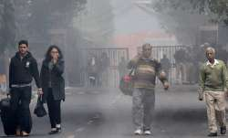 Mercury to remain low for three days in Delhi-NCR, air