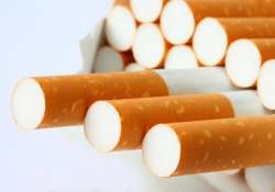 Cigarette stocks tumbles over apprehensions of an FDI ban