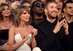 Are Taylor Swift-Calvin Harris planning to their
