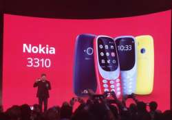 Nokia 3310 relaunched in four colours with iconic- India Tv