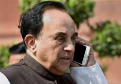 Subramanian Swamy 'inadvertently' predicted a- India Tv