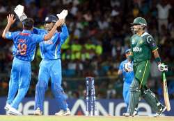 Govt rules out bilateral series with Pakistan- India Tv