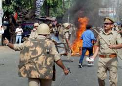 Saharanpur violence: One injured in fresh clashes, security