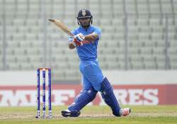 Rishabh Pant in action