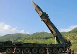 Representational pic - North Korea fires missile which