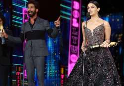 Shahid Kapoor, Alia Bhatt IIFA 2017- India Tv