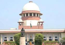 SC tagged the issue with a similar matter for hearing by a