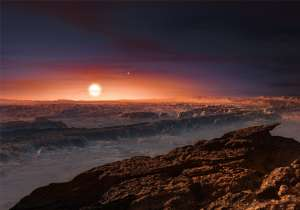 Scientists find Earth-like planet orbiting star closest to- India Tv