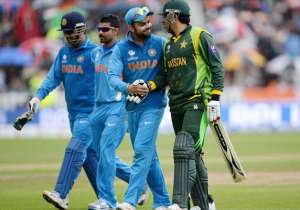 No question of playing cricket with Pakistan, says BCCI- India Tv