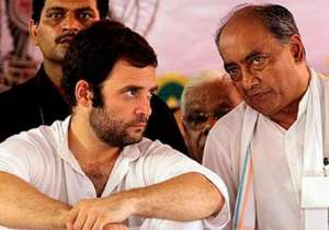 Take quick decision on AICC restructure: Digvijay Singh to- India Tv