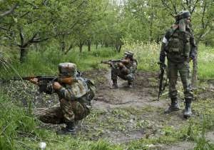 75 terrorists killed, over 250 nabbed in Jammu and Kashmir- India Tv