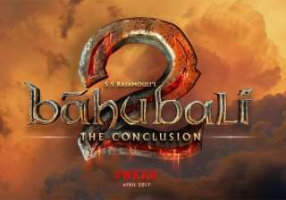 Here's the first poster of 'Baahubali 2' -...