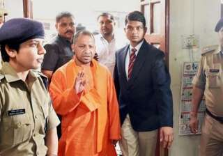 UP Police, Yogi Adityanath, Uttar Pradesh, Suspend - India TV