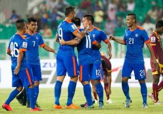 India, Cambodia, Football, Soccer - India TV