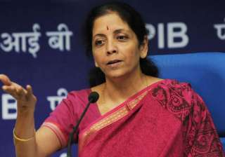 Nirmala Sitharaman - India TV