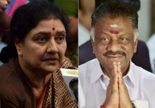 EC splits AIADMK into two, allots new party...