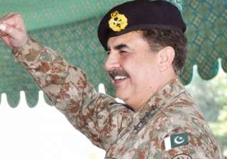 File pic of Raheel Sharif - India TV