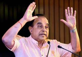 Rajiv Gandhi, Subramanian Swamy, BJP, Congress - India TV
