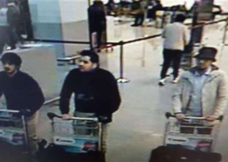 Brussels attack suspects- India Tv
