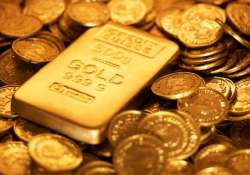 gold snaps 3 day fall up by rs 120