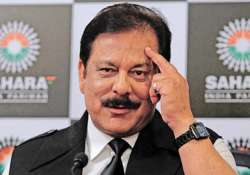 european corporate offers usd 5 billion to bail out sahara- India Tv
