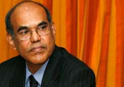 inflation quite high subbarao