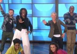 viral video michelle obama shakes a leg on uptown funk with