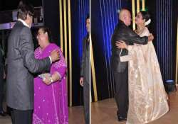 amitabh bachchan and rekha avoid each other at rakesh