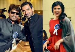 bollywood stars shimmered at 60th national film awards view
