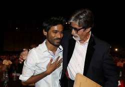dhanush heads to goa for r balki s next