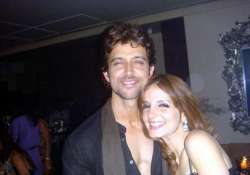 hrithik suzanne to reunite for kids see pics