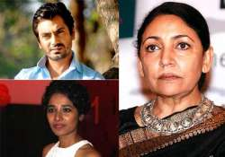 tannishtha nawazuddin deepti naval in hollywood film
