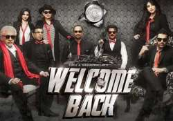 five reasons you should watch welcome back