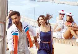pics check out ranbir deepika chemistry in their upcoming