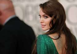 angelina jolie all set for her directorial debut