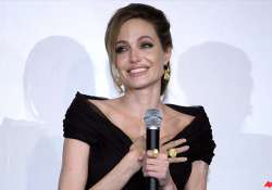 angelina jolie cries at bosnian premiere of directorial