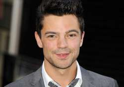 dominic cooper steers clear of watching own films